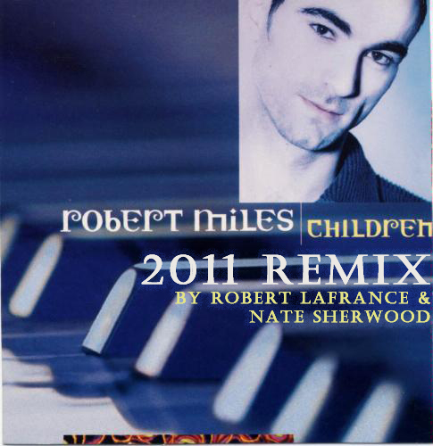 "I know you remember Robert Miles' melodic masterpiece ""Children."" My partner, Mr. Nate Sherwood, and I just finished a 2011 remix which updates it for ... - robert-miles-children-remix"
